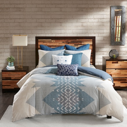 Lyndon Full/Queen Comforter Set