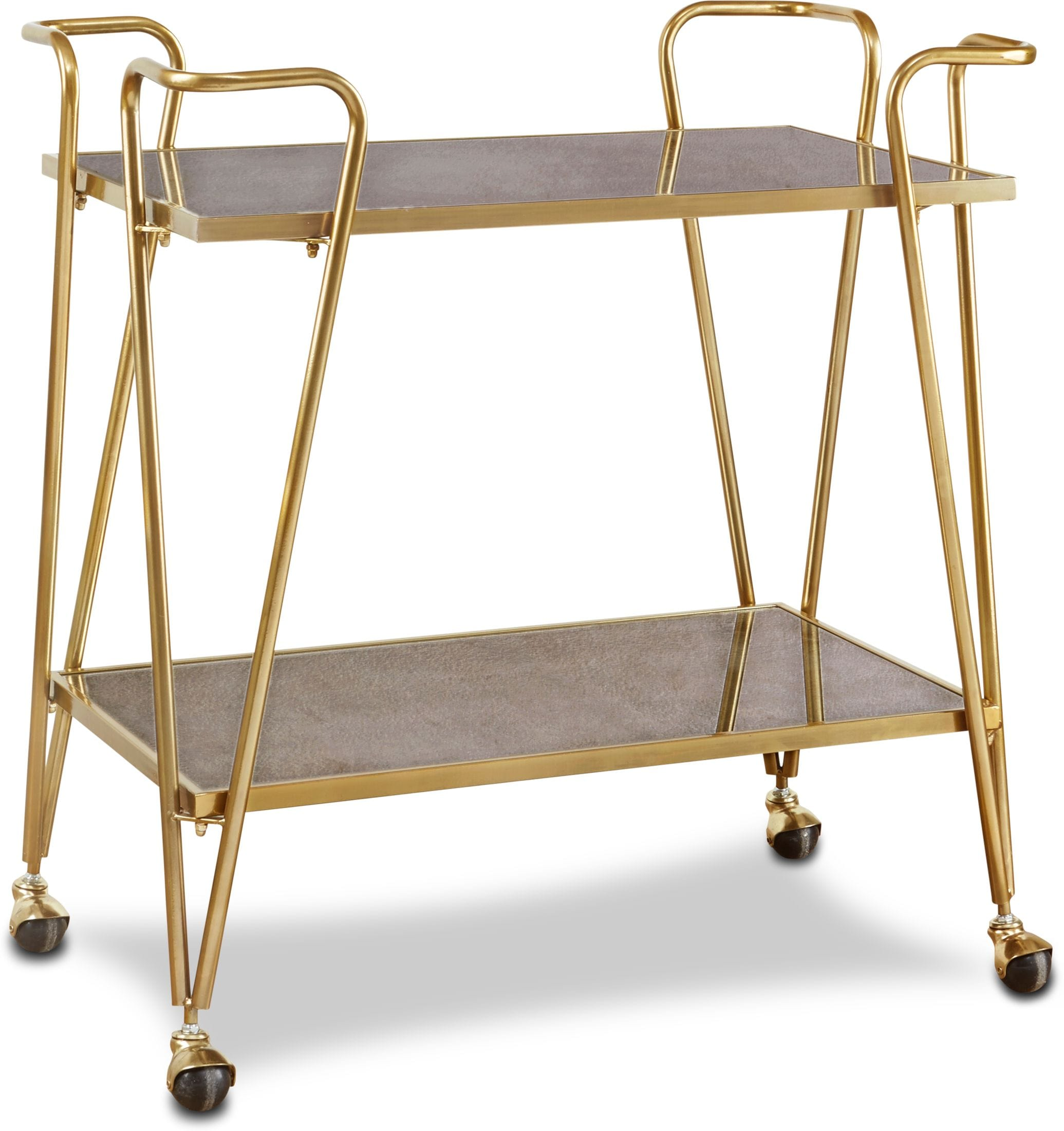 Accent and Occasional Furniture - Madison Bar Cart