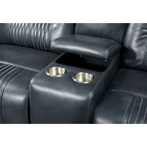 magnus gray  pc power reclining sectional