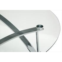 mako silver  pc table set