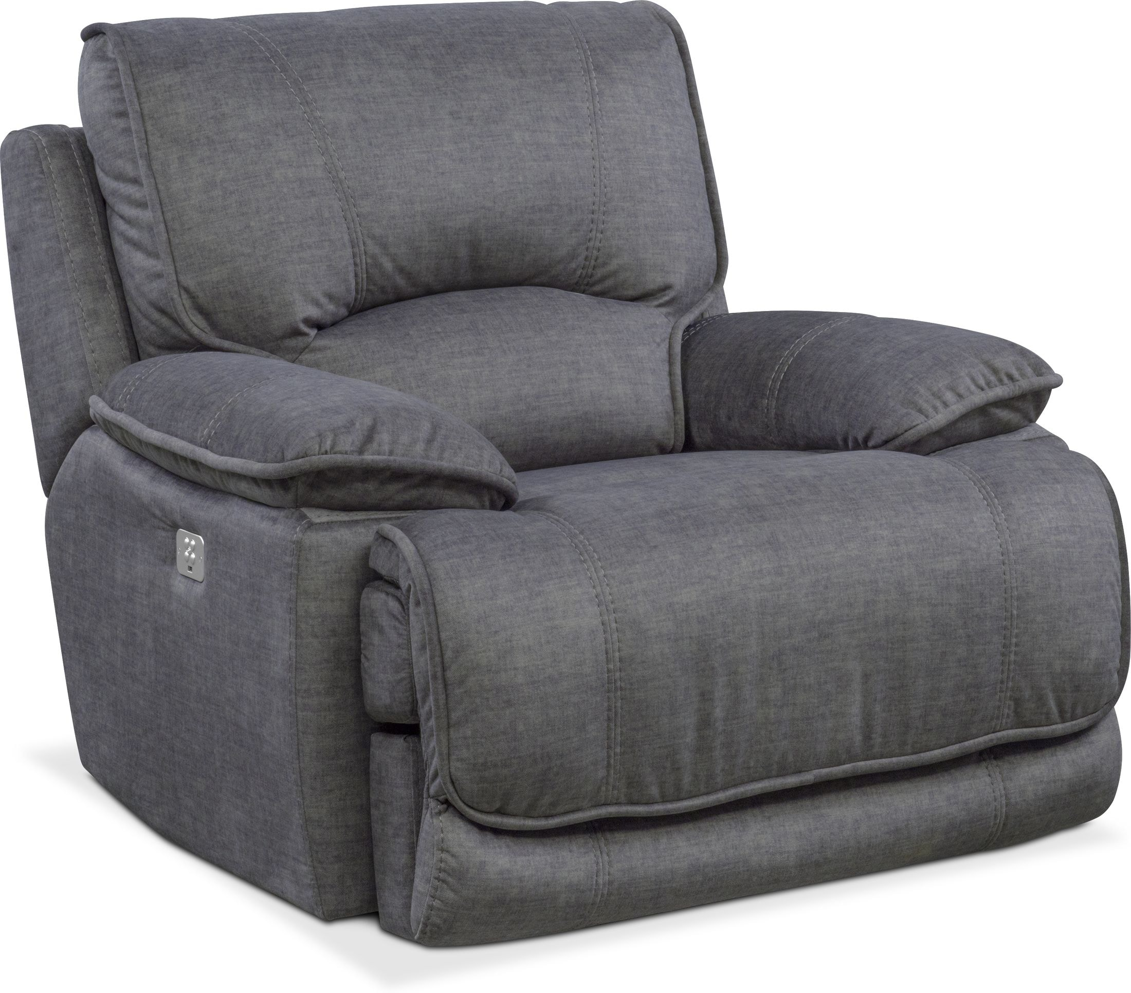 Living Room Furniture - Mario Dual-Power Recliner
