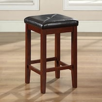 marisol dark brown  pack bar stools