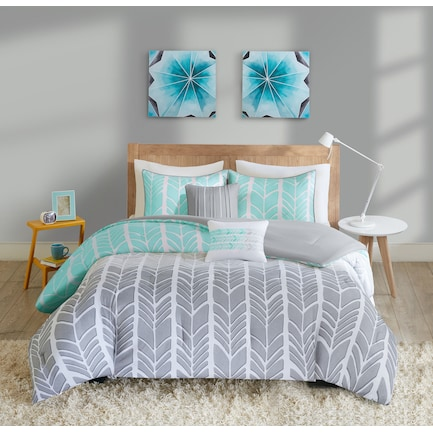 Marlene Twin/Twin XL Comforter Set