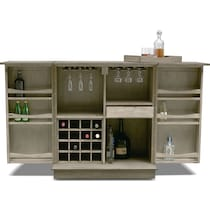 maxton gray bar