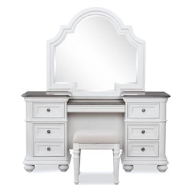 Mayfair Vanity and Stool