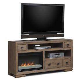 Mesa Fireplace TV Stand