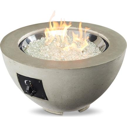 Mesa Concrete Fire Bowl