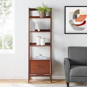 Mitch Small Bookcase