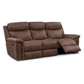 Montana Manual Reclining Sofa