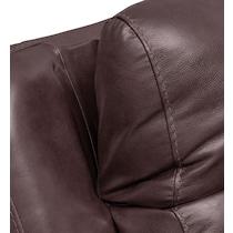 monte carlo dark brown  pc power reclining living room