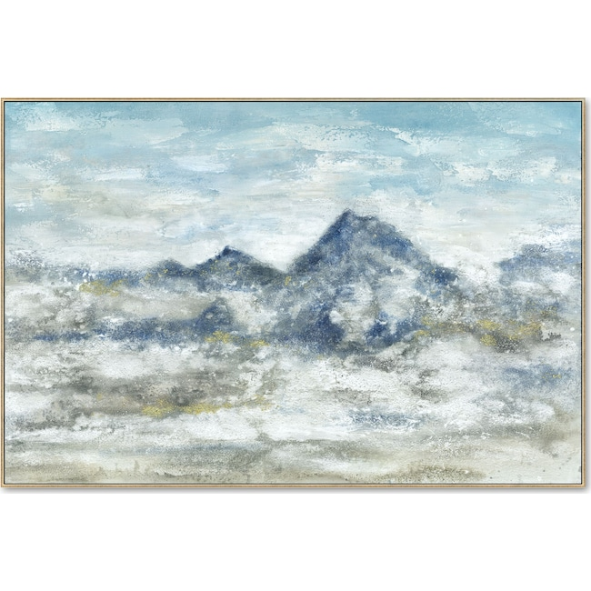Home Accessories - Mountain Wall Art