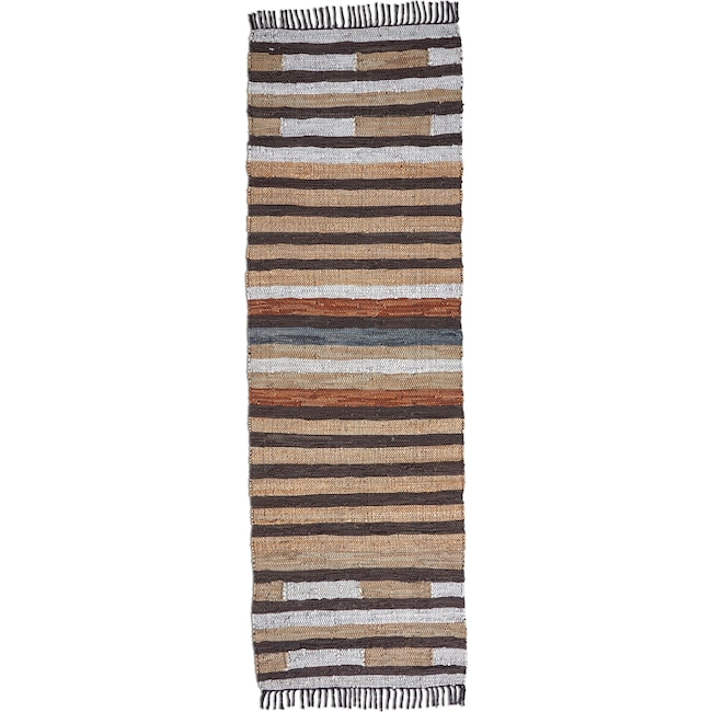 "Rugs - Myall 30"" x 8' Runner - Multi"