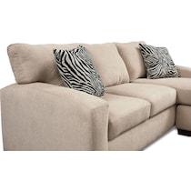 nala light brown  pc living room