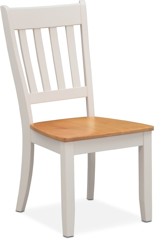 Dining Room Furniture - Nantucket Slat-Back Dining Chair