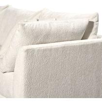 nest white sofa