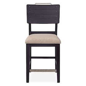 New Haven Counter-Height Shiplap Stool
