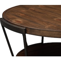 ocala pine coffee table