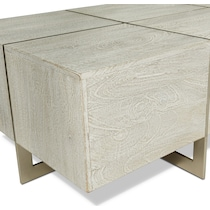 odessa gray coffee table