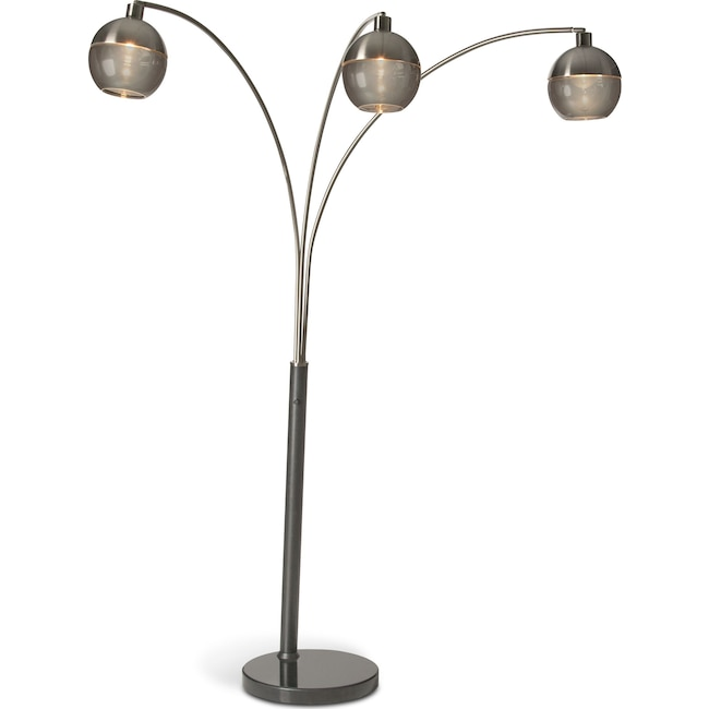 Home Accessories - Orson Arch Floor Lamp