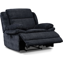 pacific black  pc manual reclining living room