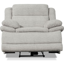 pacific gray  pc manual reclining living room