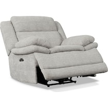 pacific gray  pc power reclining living room