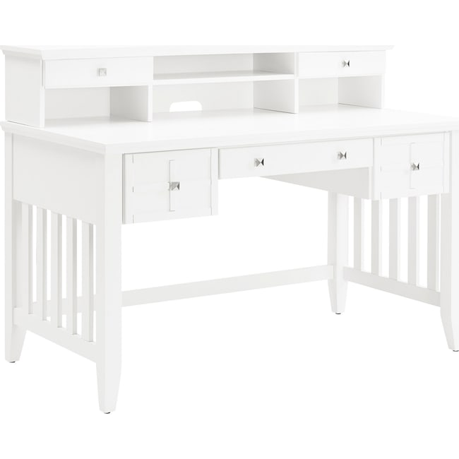 Home Office Furniture - Palmer Desk with Hutch