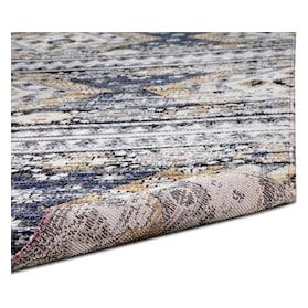 Palms Indoor/Outdoor Area Rug - Blue Diamond