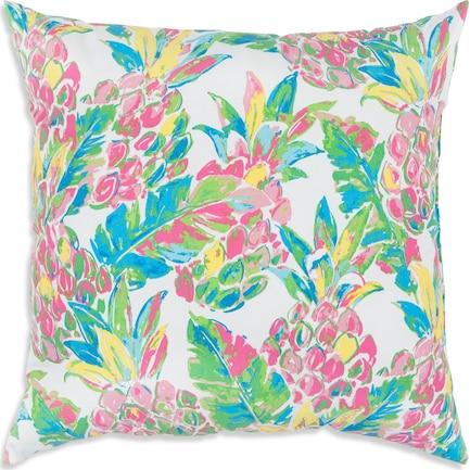 Pineapple Indoor/Outdoor Pillow