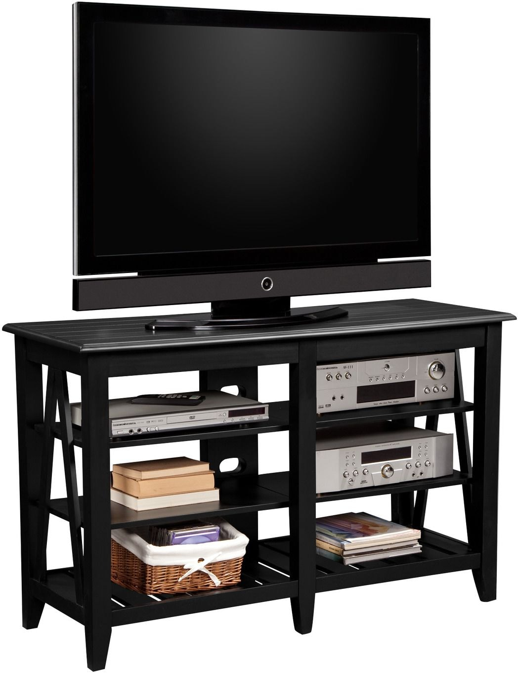 Entertainment Furniture - Plantation Coastal TV Stand