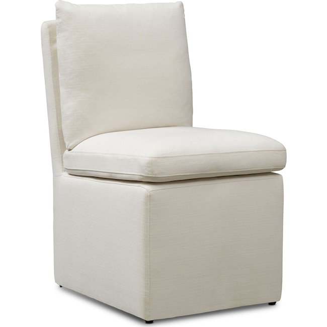 Dining Room Furniture - Plush Dining Chair