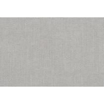plush gray  pc sectional and ottoman