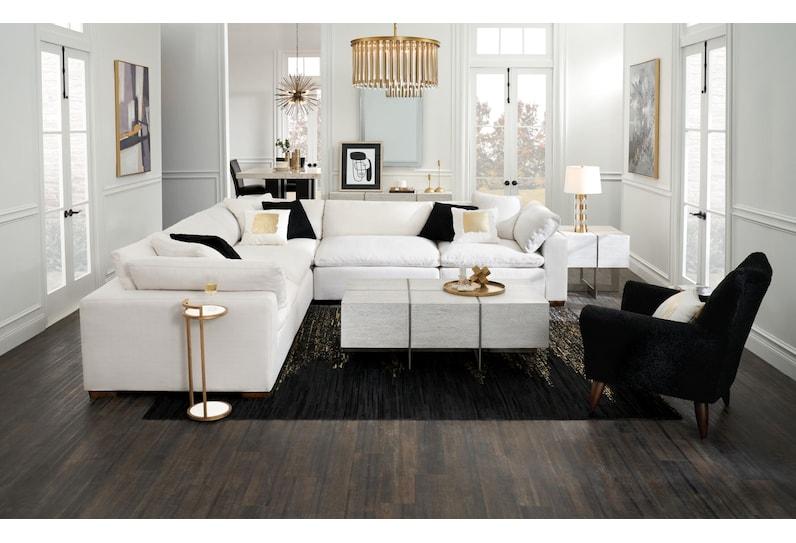 plush upholstery main image