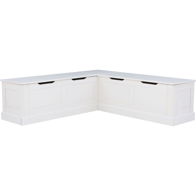 Hall_Entrance Furniture - Porter Corner Storage Bench