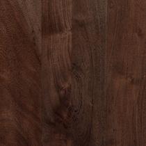 portland dark brown coffee table
