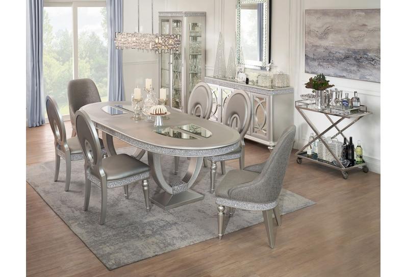 posh dining room main image