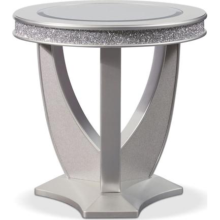 Posh End Table