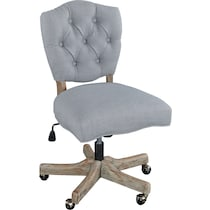 presley gray office chair