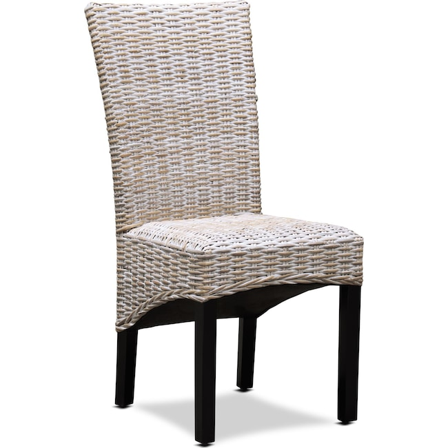 Dining Room Furniture - Raleigh Woven Dining Chair