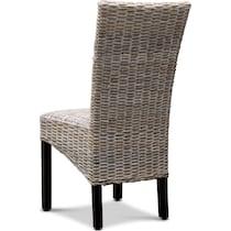 raleigh side chair white side chair