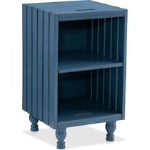 ralph blue side table