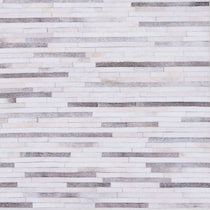 recto gray area rug ' x '