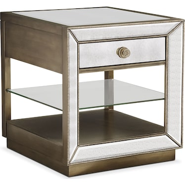 Reflection End Table