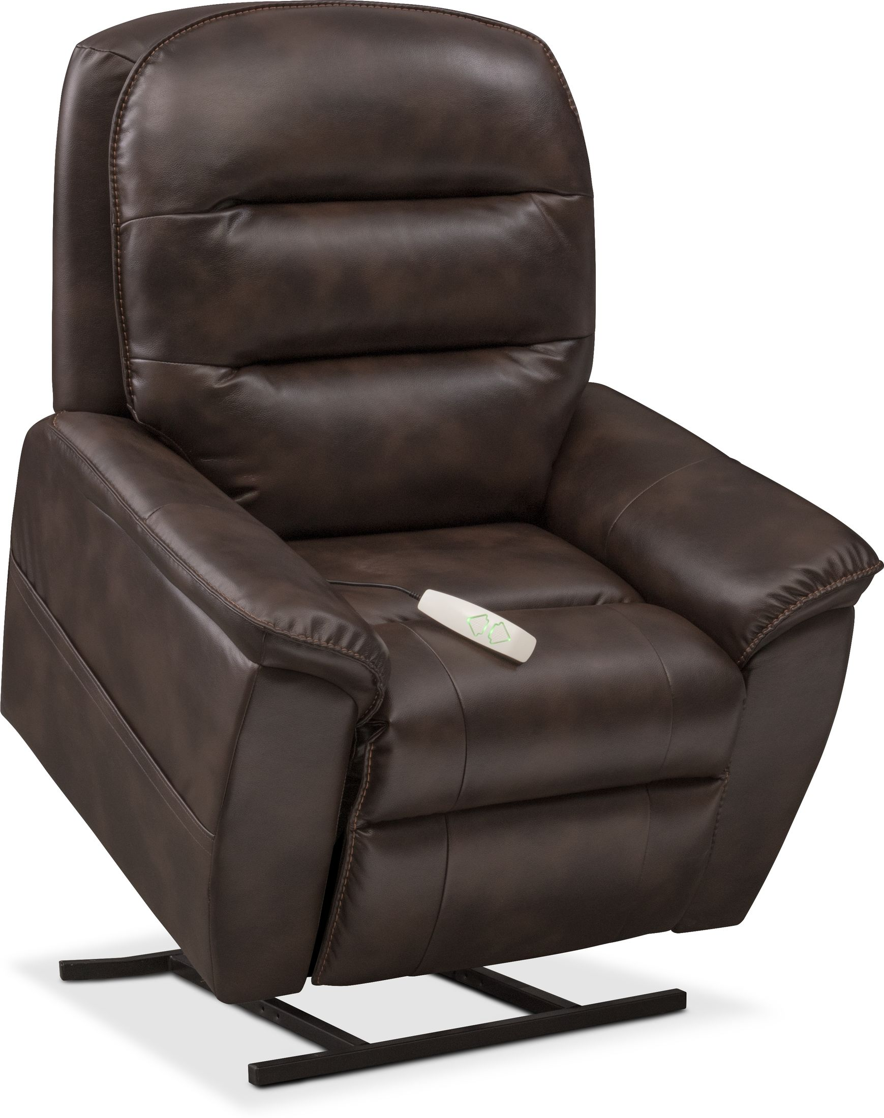 Living Room Furniture - Regis Power Lift Recliner