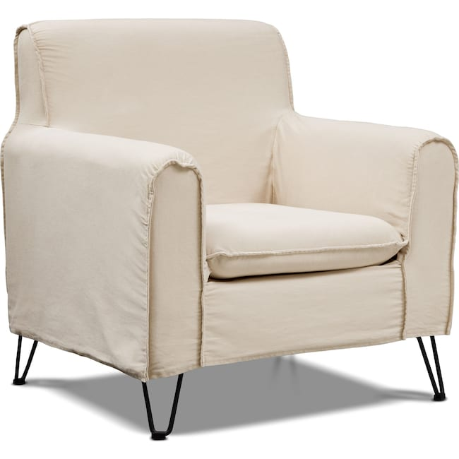 Living Room Furniture - Reid Accent Chair