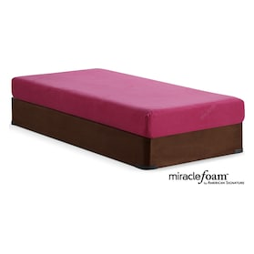 Renew Pink Medium Firm Mattress