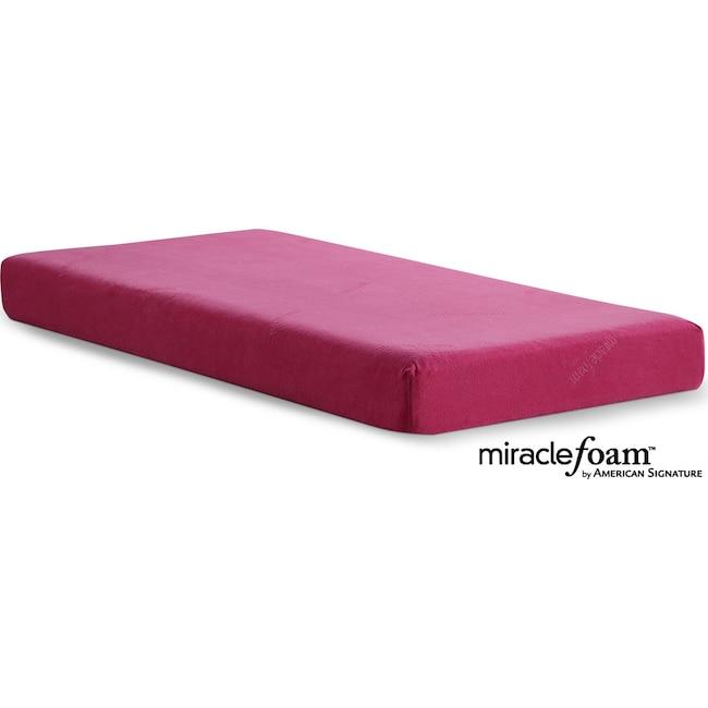 Mattresses and Bedding - Renew Pink Medium Firm Mattress
