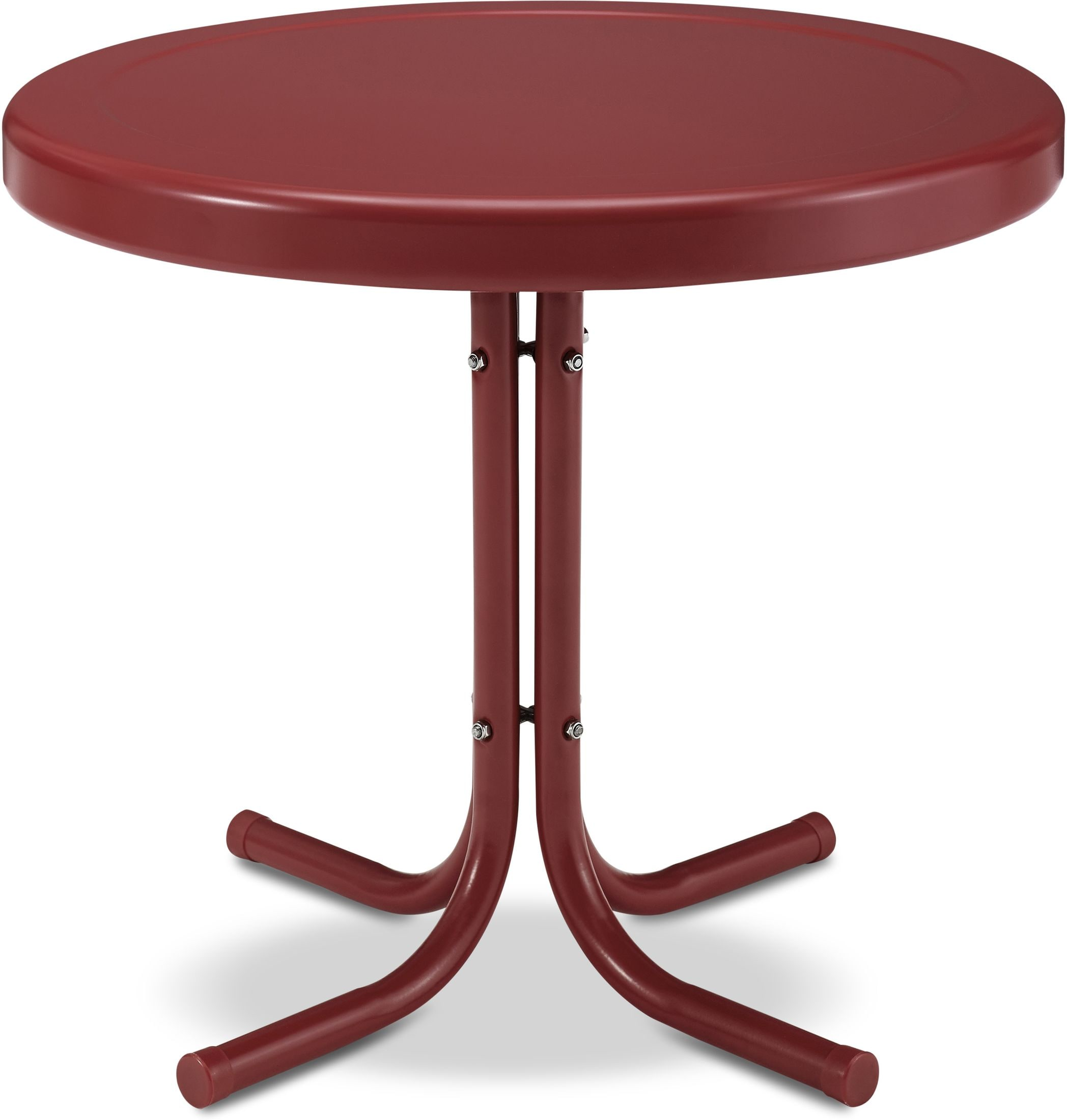 Outdoor Furniture - Retro Outdoor Side Table