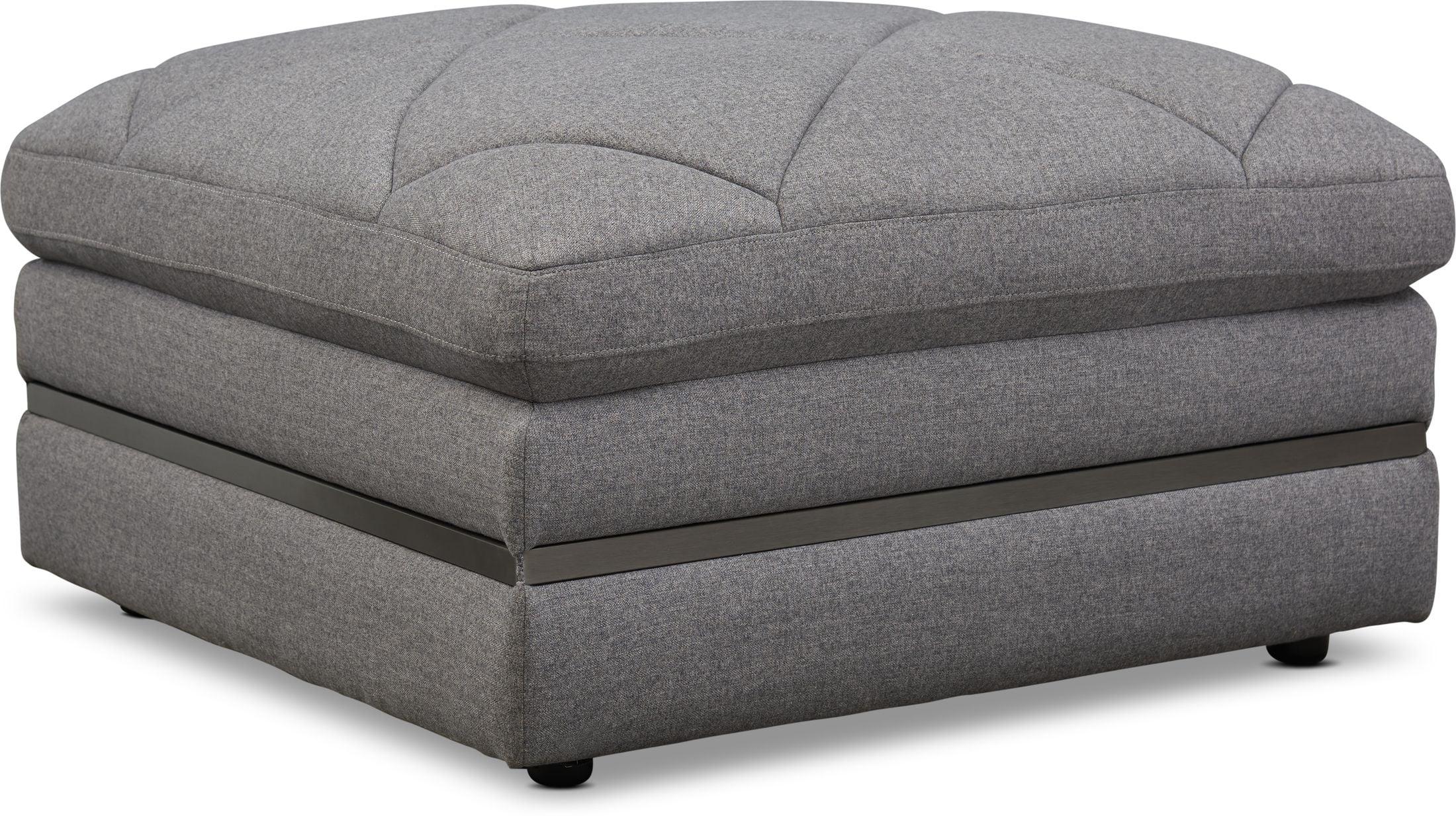 Living Room Furniture - Revel Ottoman
