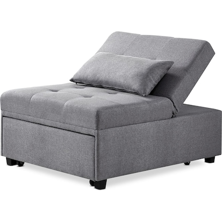 Riley Dozer Bed - Gray